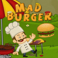 Pulyalka Beshenny Burger. Mad Burger is online free, without registration