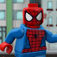 Flash game Lego Spider-Man.Lego Spiderman online for free, without registration