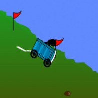 Browser flash game of Potty Racers 3. Insignificant racers online, free of charge, without registration