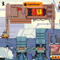 Robo Trobo flash game free of charge online without registration