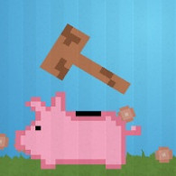 Game Moneybox Clicker. Piggy Bank Smash is free, without registration online