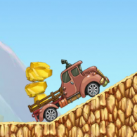Онлайн игра Машина золота (Gold Mine Car)