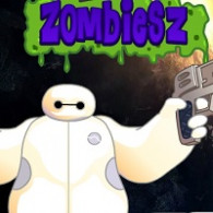 Play Big Hero 6 Kill Zombies