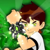 Онлайн игра Бен 10: Забастовка инопланетян (Ben 10: Alien Strike)