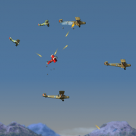 Dogfight 2 shooter game: The Great War