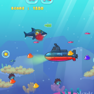 Онлайн игра Gun Shark: Terror of Deep Water