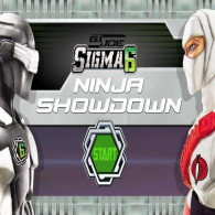 Онлайн игра Ninja Showdown