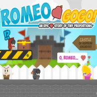 Browser flash game of RomeoGoGo. Romeo forward online, free of charge, without registration