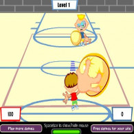 Онлайн игра Ultimate Dodgeball