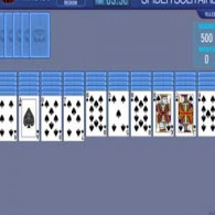Flash game Solitaire spider. Online, free of charge, without registration