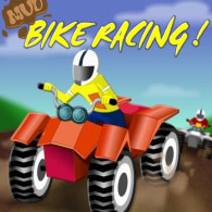 Онлайн игра Mud Bike Racing