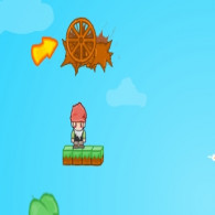 Browser flash game of Gnome Sweet Gnome. The gentleman online, free of charge, without registration