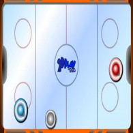 To play in 2D Air Hockey desktop flash air hockey