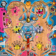 Онлайн игра Mr Men Pinball