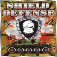 Flash game Protection by the Board. Shield Defense is online free without registration