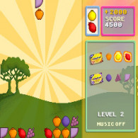 Онлайн игра Super Fruit