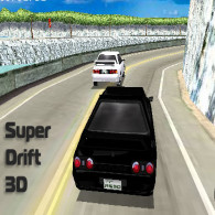 Онлайн игра Super Drift 3D